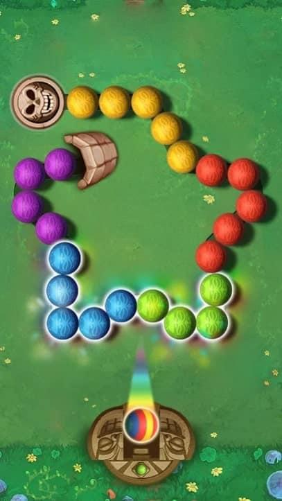 Bubble shooter мод