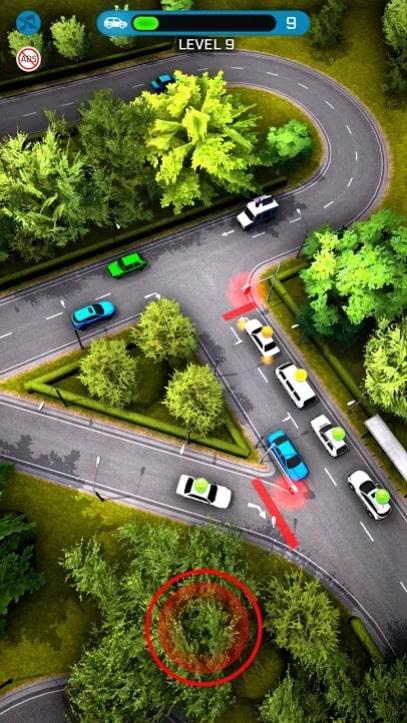 Crazy Traffic Control андроид