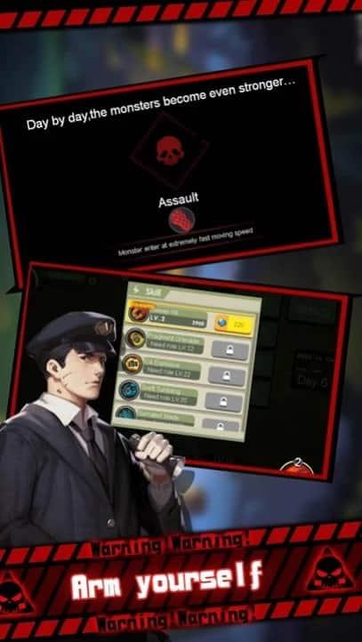 Dawn Crisis андроид