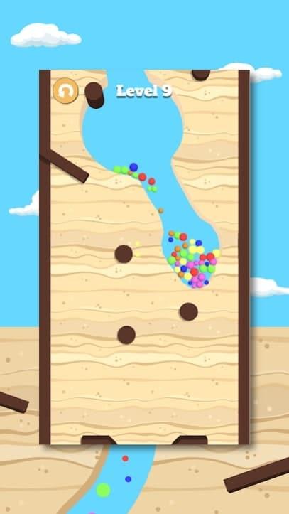 Dig the Sand скачать