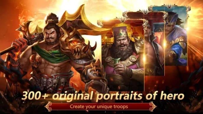 Dynasty Legend читы
