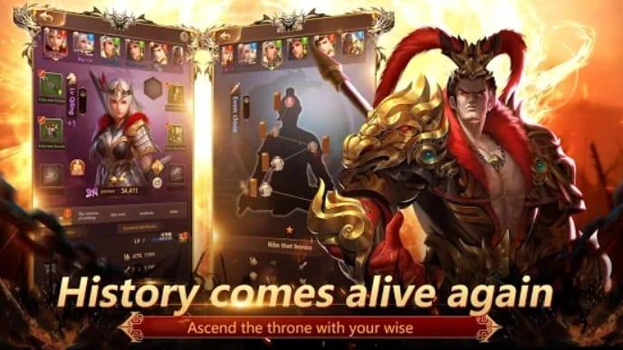Dynasty Legend скачать
