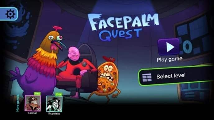 Facepalm Quest скачать