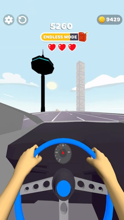 Fast Driver 3D андроид