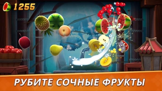 Fruit Ninja 2 мод