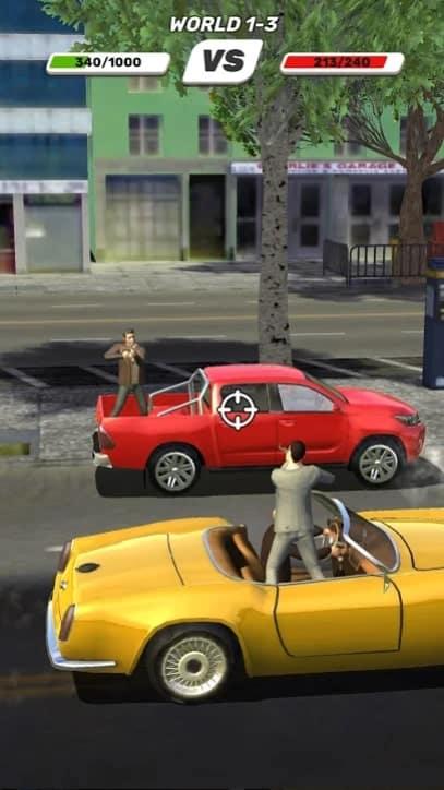 Gang Racers скачать
