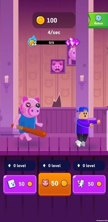 Horror Piggy Game андроид