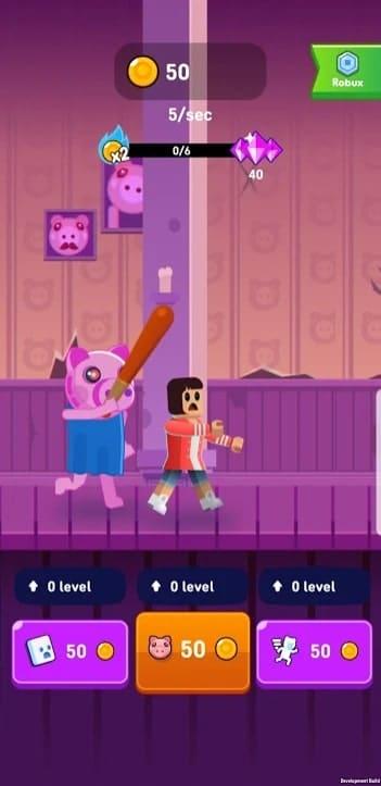 Horror Piggy Game мод