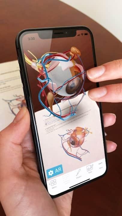 Human Anatomy Atlas 2021 мод