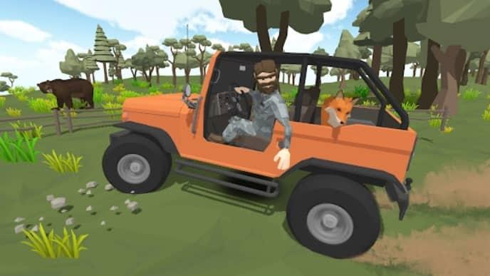 Hunting Sim андроид