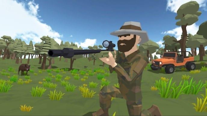 Hunting Sim скачать