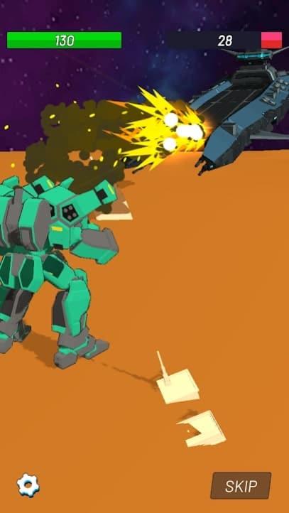 Idle Robot Inc мод