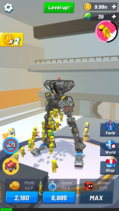Idle Robot Inc скачать