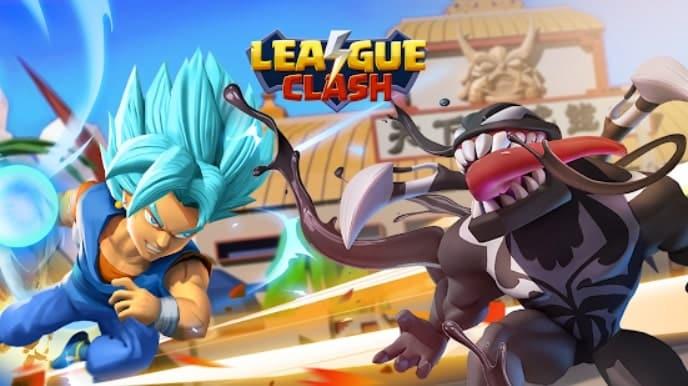 League Clash андроид