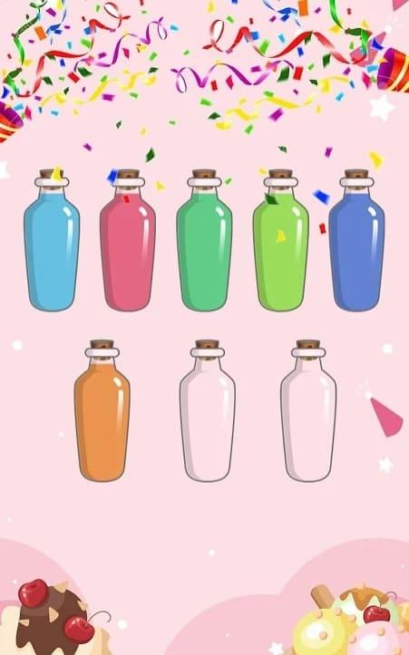 Liquid Sort Puzzle мод