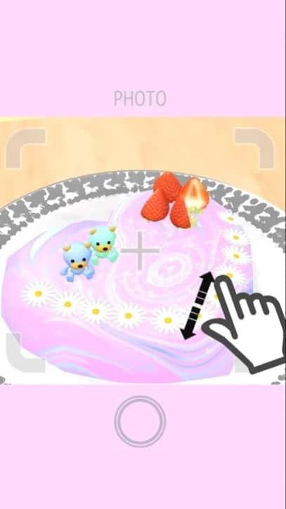 Mirror cakes мод