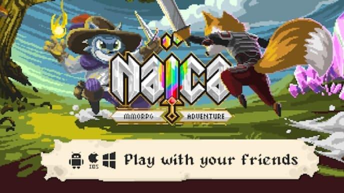 Naica Online андроид