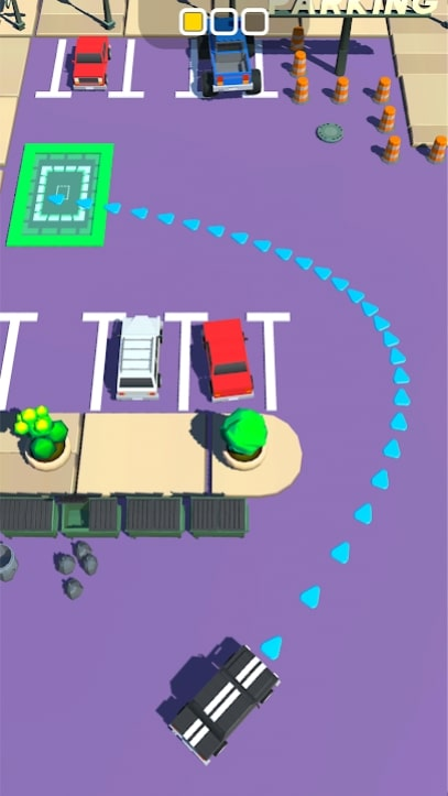Perfect Parking 3D скачать
