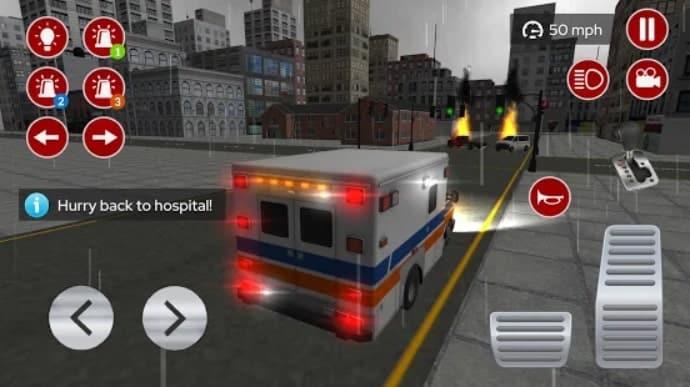 Реальный симулятор скорой помощи 2020 читы