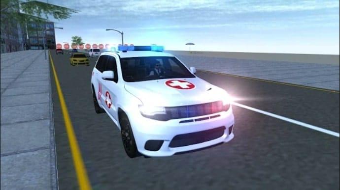 Реальный симулятор скорой помощи 2020 мод