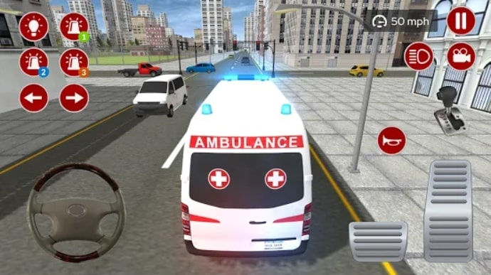 Реальный симулятор скорой помощи 2020 скачать