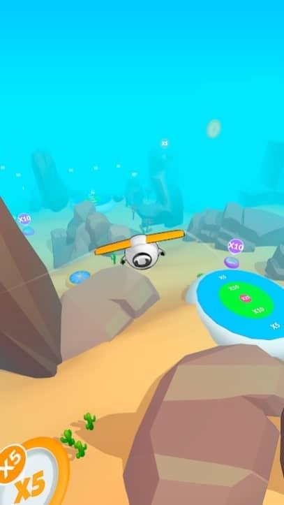 Sky Glider 3D читы