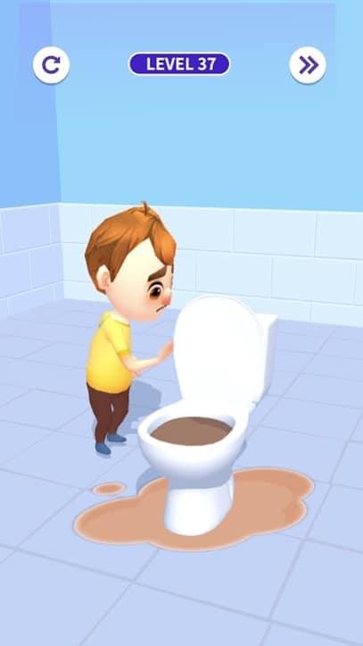 Toilet Games 2 скачать