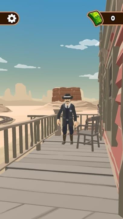 Western Cowboy андроид