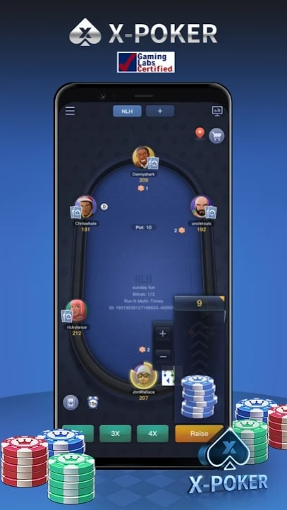 X-Poker андроид