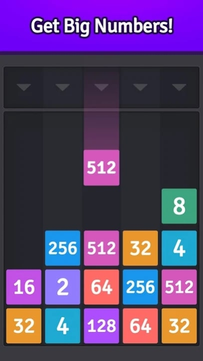 2048 Merge Number Games читы