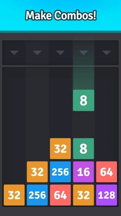 2048 Merge Number Games скачать