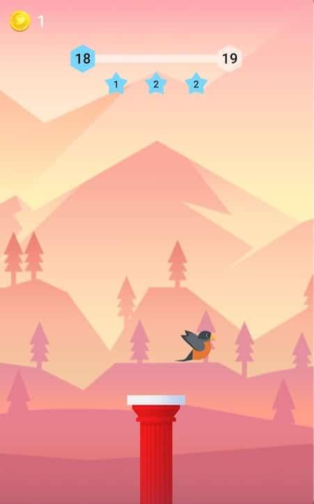 Bouncy Bird скачать