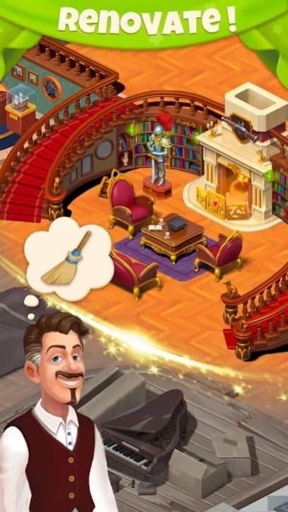 Candy Manor андроид