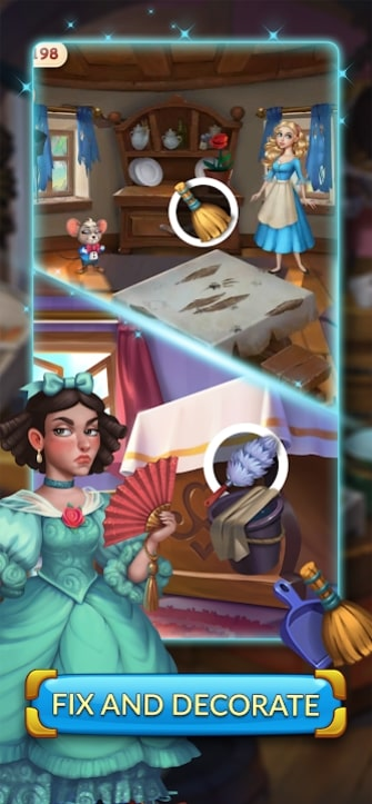 Cinderella: New Story читы