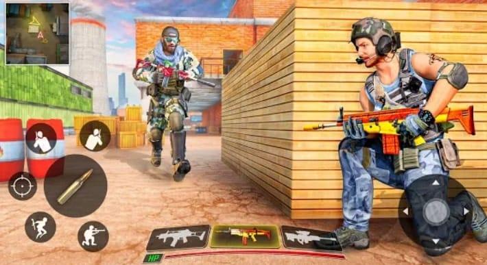 Commando One Secret Mission андроид