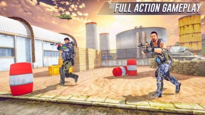 Commando One Secret Mission мод