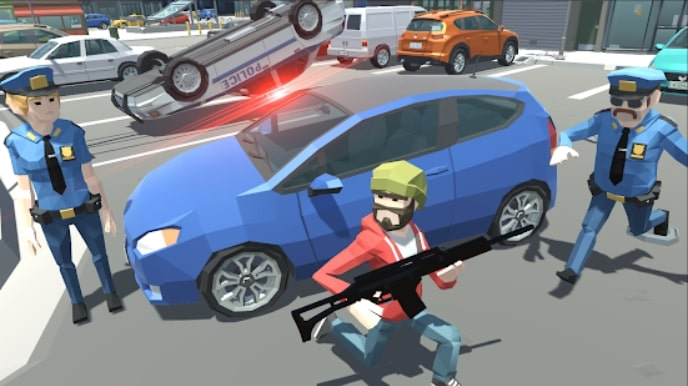 Crime 3D Simulator скачать