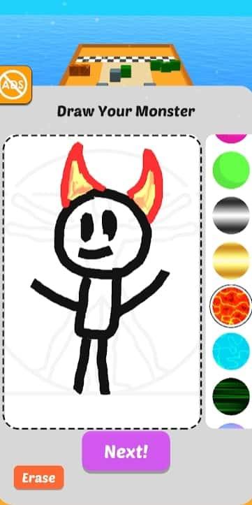 Draw Adventures на Андроид андроид