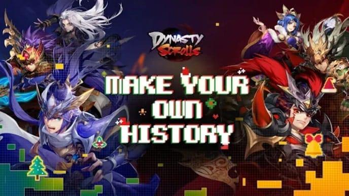 Dynasty Scrolls андроид