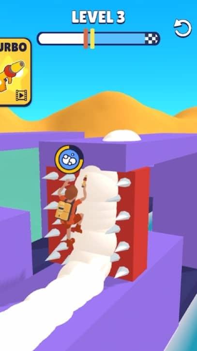 Foam Climber мод