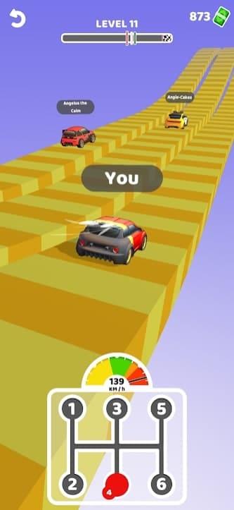 Gear Race 3D андроид