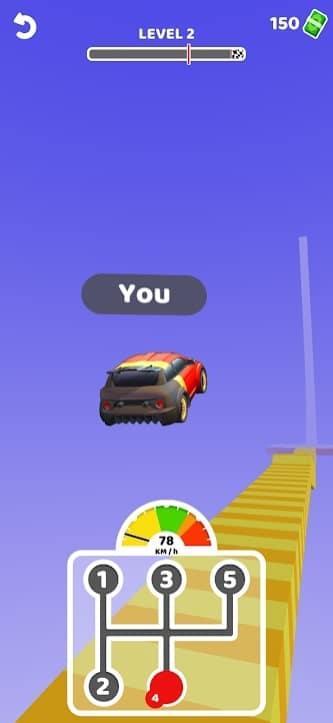 Gear Race 3D читы