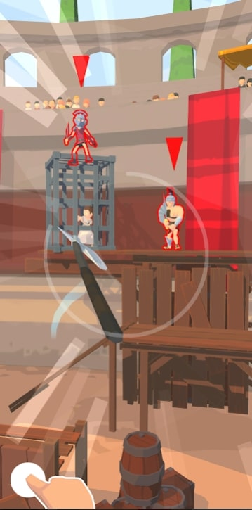 Gladiator: Hero of the Arena мод