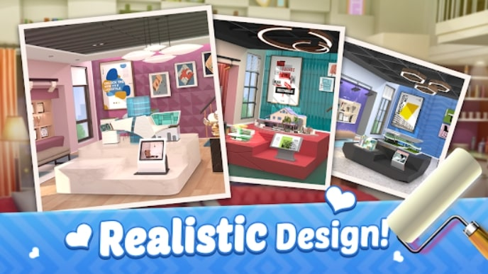 Home Design Master мод
