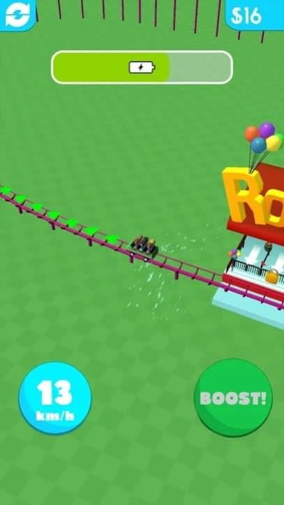 Hyper Roller Coaster андроид