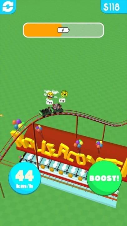 Hyper Roller Coaster читы
