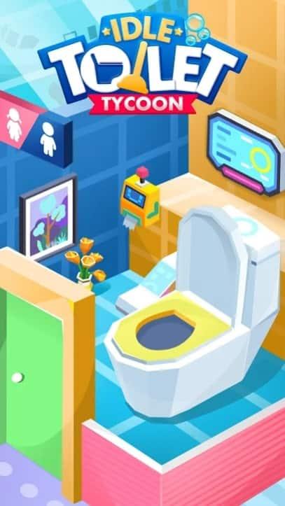 Idle Toilet Tycoon скачать