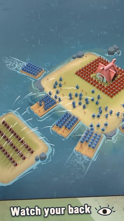 Island War андроид