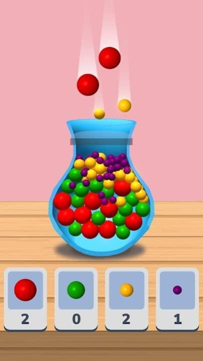 Jar Fit puzzle андроид