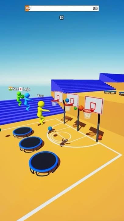 Jump Dunk 3D андроид